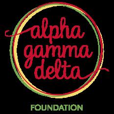 Alpha Gamma Delta logo