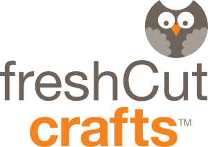 fresh Cut crafts logo