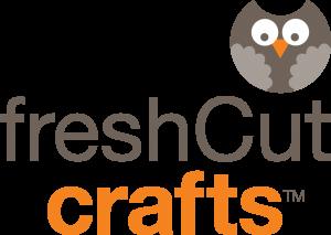 fresh Cut crafts logo