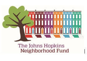 The Johns Hopkins Neighborhood Fund logo
