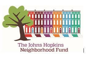 The Johns Hopkins Neighborhood Fund logo